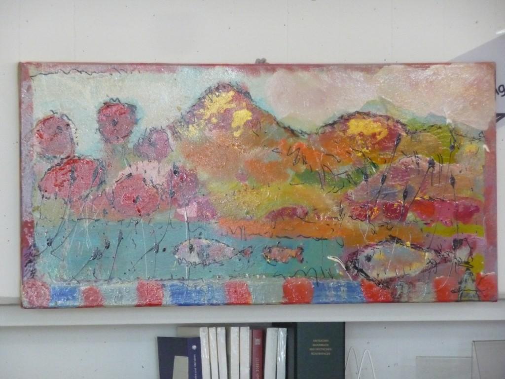 Drachenfels von Alfred Kreutzberg