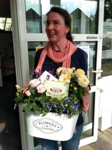 Geburtstagsüberraschung für Stephanie Eichhorn